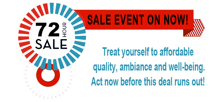 SALE EVENTS!