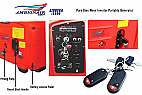 AMBIONAIR GEN SINEPRO i3500 INVERTER GAS GENERATOR LIGHT WEIGHT CAMPING RV