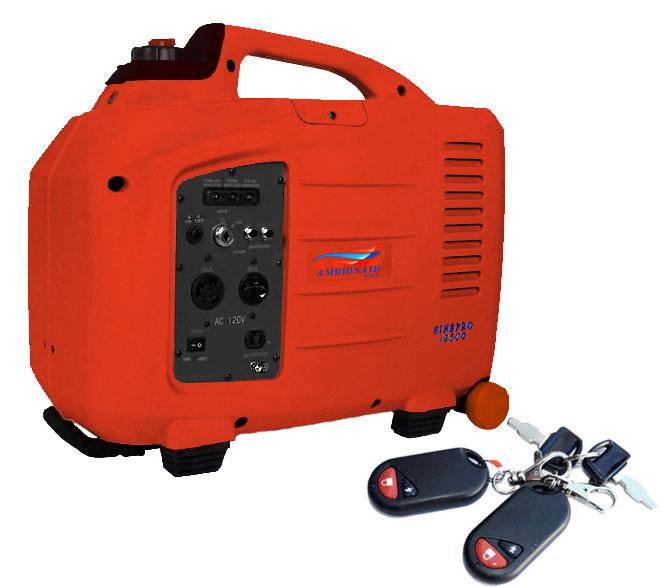 AMBIONAIR GEN - INVERTER GAS GENERATOR (SINEPRO i3500)