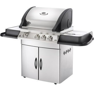 "Napoleon Grills 63"" Freestanding Gas Grill from the Mirage Series - M485RB"
