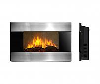 AMBIONAIR FLAME - LED Wall-Mounted Fireplace (EF-1510 SL)