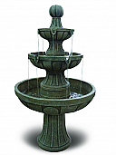 Bond Napa Valley 45 inch Fiberglass Fountain - Y97016