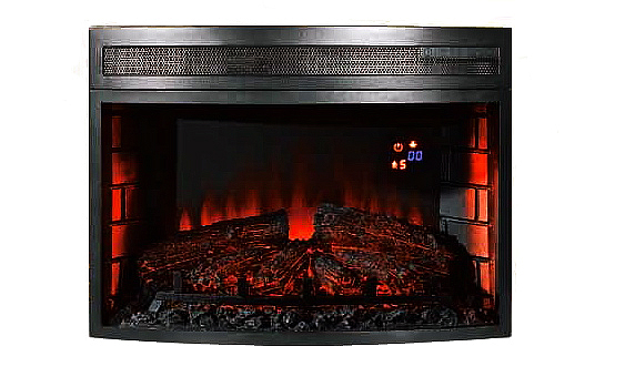 AmbionAir Flame 28 Electric Fireplace Insert EF628