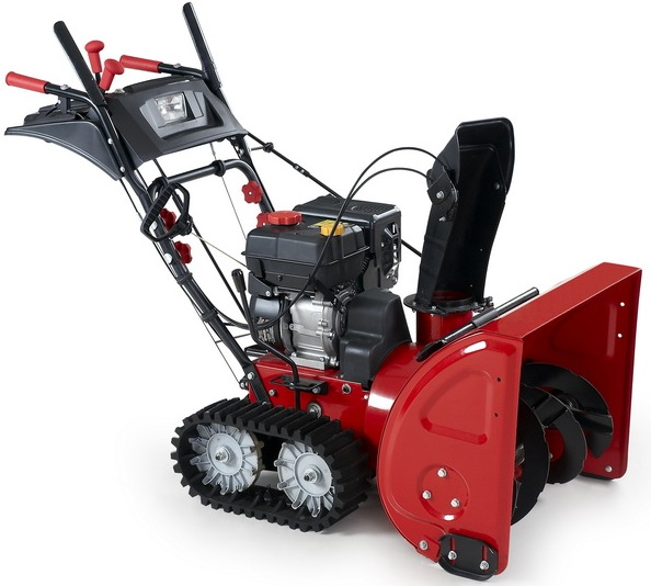 Deluxe Track SnowBlower SXP1128PRO TWO STAGE